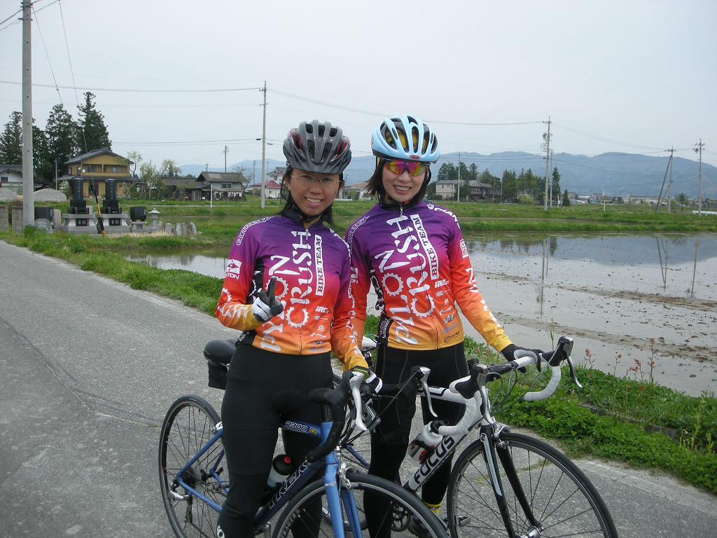 自転車の 自転車 運動不足解消 : 女性と自転車(GW編) | やまめ ...
